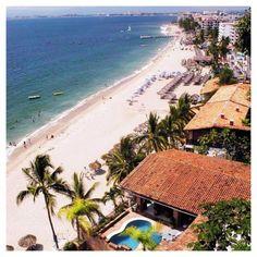 Los Muertos Beach / Playa, Puerto Vallarta www.puertovallarta.net #vallarta #puertovallarta #mexico #jalisco #travel