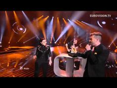 ▶ Kurt Calleja - This Is The Night - Live - Grand Final - 2012 Eurovision Song Contest