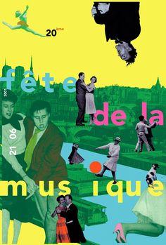 20 ème fete de la musique cyan (Daniela Haufe + Detlef Fiedler) Deutschland, 2001