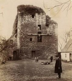 Cathcart Castle, Glasgow