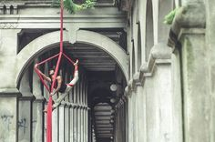 Ciro Italo | Geometric Aerial Silks
