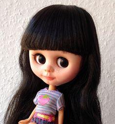 Custom blyh doll Zooey | by mishanetoto