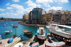 The bay of Spinola, St. Julian's, Malta Photograph: Steffan Jensen #Malta #Valletta http://reversehomesickness.com/europe/malta/