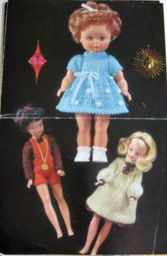 Knitting Patterns For Sindy Dolls : 1000+ images about Sindy Doll Knitting Patterns on ...
