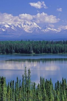 Wrangell - St Elias National Park, Alaska