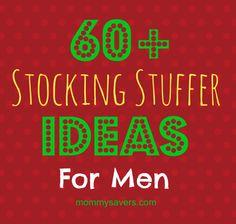 60+ Stocking Stuffer Ideas for Men