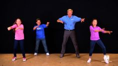 """John Jacobson and kids show us how to dance to """"Fatou Yo"""" arranged by John Higgins and featured in the January/February 2013 issue of Music Express Magazine,. Music Do, Music For Kids, Art Music, Dance Lessons, Music Lessons, John Higgins, Zumba Kids, Music Express, Music And Movement"""