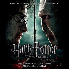 Alexandre Desplat: Harry Potter and The Deathly Hallows Part 2 Vinyl 2LP September 23 2016 Pre-order