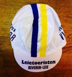 Leietoeristen cyclecap fietspetje cycle bicycle bicyclewear koers flandrien