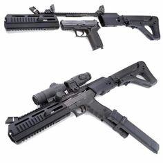 Looks like it works for multiple handgun makes/models. Wonder if it works for 1911s?