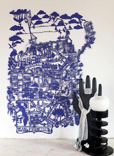 Snijwerken van wereldsteden | LINDA. blog @LINDA. magazine | #Graylabel #Graylabelkids