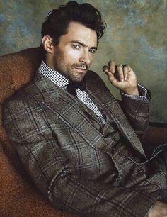 Hugh Jackman  #eyecandy #handsome