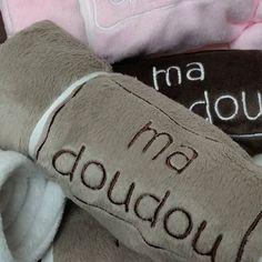 Ma doudou mini travel blanket. Security blanket. #picocharliecole #madoudou #miniblanket #blankettogo #embroidered #securityblanket Security Blanket, Mini, Instagram Posts, Baby, Travel, Newborns, Viajes, Traveling, Baby Baby