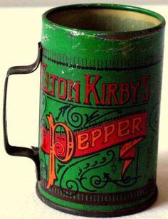 Vintage-Elton-Kirbys-Pepper-Tin-Box