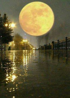 Friday, February 2014 ~ Valentine's Day with a Full Moon, a delight for lovers. Traditionally known as the Snow Moon. The moon rose at EST. Moon Moon, Big Moon, Moon River, River Walk, Shoot The Moon, Stars And Moon, Belle Photo, Night Skies, Pretty Pictures