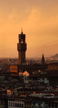 Palazzo Vecchio Firenze - Florence, Italy   by Andrea Bosio Photographer