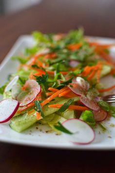 La Cuisine c'est simple: Simple comme la salade de Jacques