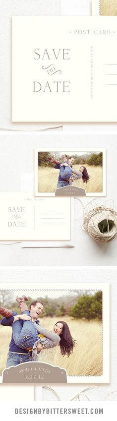 Save the dates 2015. Wedding photography ideas. Wedding photography tips. Marketing materials for wedding photographers. Photography templates.