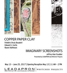 New show at @leadapron opens this weekend #weho