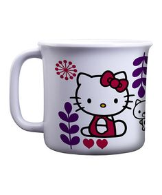 This Hello Kitty  Rory 9-Oz. Mug by Hello Kitty is perfect! #zulilyfinds
