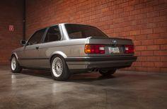 1989 BMW 325is Sedan - Coupe King
