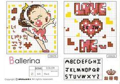 GRAFICOS SODA COREA ,,, SUPER LINDOS (pág. 19) | Aprender manualidades es facilisimo.com