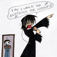 Ghostface Can't Sing by thedarklordkeisha on DeviantArt Slasher Movies, Horror Movies, Horror Film, Dream Warriors, Favorite Cartoon Character, Michael Myers, Disney And Dreamworks, User Profile, Singing