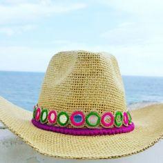 Sombrero mujer artesanal afb4463f230