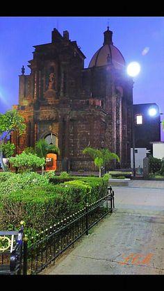 "Tlazazalca Michoacan "" Iglesia San Miguel""        L C M"