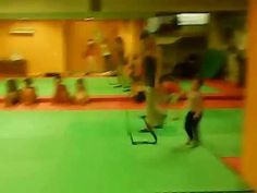 Kid's in gym 1