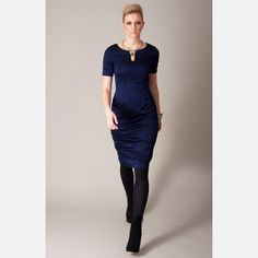 Allegra Dress Ultramarine, $65, now featured on Fab.