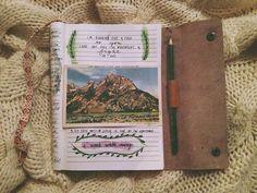 messy, late night prayers {via lyrics from rend collective} + old postcards + soft blankets. Bujo Inspiration, Art Journal Inspiration, Journal Ideas, My Journal, Journal Pages, Bullet Journal, Planners, Jm Barrie, Diys