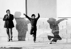 El Farruco (Antonio Montoya Flores) y Farruquito; circa 1967; Photo © David George