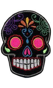 Lovely sugar skulls..