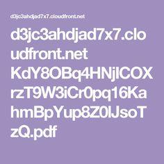 d3jc3ahdjad7x7.cloudfront.net KdY8OBq4HNjICOXrzT9W3iCr0pq16KahmBpYup8Z0lJsoTzQ.pdf