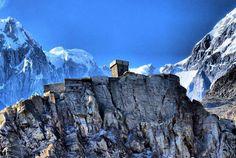 TripKar (@tripkardotcom) on Twitter 1000 Years old Altit Fort and Ultar Sar (24,239 ft), Hunza Valley, GB, Pakistan. Courtesy: Pakistan The Beautiful. http://tripkar.com