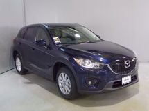 The 2013 Mazda CX-5 features a new lineup for the company in compact crossover vehicles.