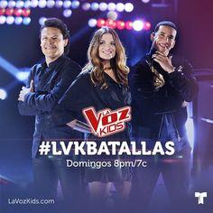 Tweets con contenido multimedia de La Voz Kids (@LaVozKids) | Twitter