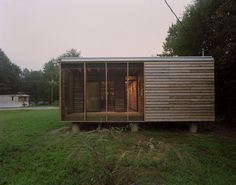 live here • willie bell house • rural studio, auburn university
