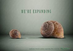 Print ad: Hey Jupiter Authentic French Cuisine: We're expanding