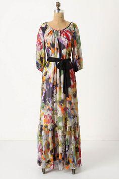 Gorgeous maxi-dress