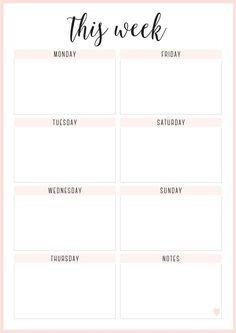 Planner template man looking up woman's skirt - Woman Skirts To Do Planner, Study Planner, Planner Pages, Happy Planner, Week Planner, Daily Planner Printable, Weekly Calendar Template, School Calendar, Planner Organization