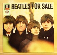 THE-BEATLES-For-Sale-m-Vinyl-LP-I-m-a-Loser-Eight-Days-a-Week-No-Reply