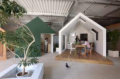 ALTS DESIGN OFFICE  『はちぷち広場』  http://www.kenchikukenken.co.jp/works/1334557501/133/  #architecture