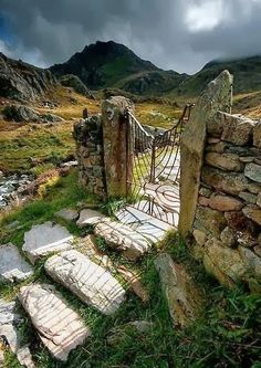 New Wonderful Photos: Gateway, Snowdonia, North Wales, England