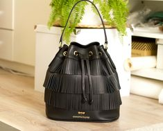 JACKIE leather bag