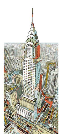 Manhattan by HR-FM.deviantart.com