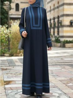 Get the best Abayas of latest design. Explore the wide range of women Abayas collection. Visit Fashion as Modest Online Store for more stylish products. Islamic Fashion, Muslim Fashion, Modest Fashion, Fashion Dresses, Modest Dresses, Modest Outfits, Modest Clothing, Long Dresses, Abaya Designs Latest