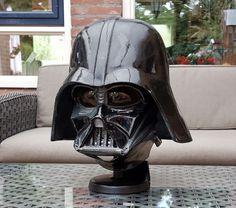 ESB Darth Vader (Bob Anderson) Fencing/Stunt Helmet