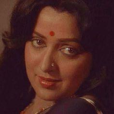 Image may contain: 1 person Indian Bridal Lehenga, Indian Sarees, Shashi Kapoor, Lehenga Suit, Hema Malini, Indian Celebrities, India Beauty, Bollywood Actress, Bridal Style